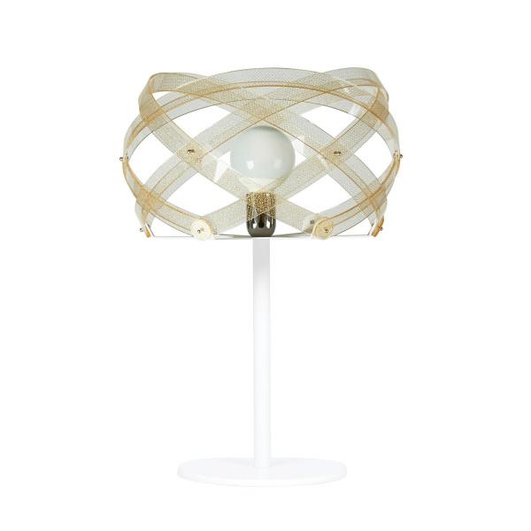 Lampe de table Nuclea Texture Or Emporium Roberto Giacomucci