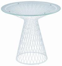 mesa redonda céu Ø 80 cm Branco Emu Jean-Marie Massaud 1
