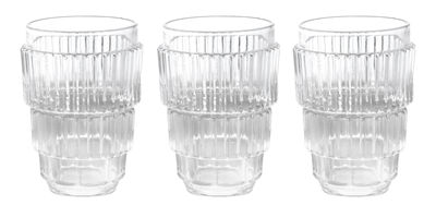 Glasses Machine Collection / H 13 cm - September 3 Transparent Diesel living with Seletti Diesel Creative Team 1