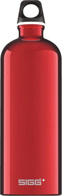 Travellerflasche 0,6 L Red Sigg 1