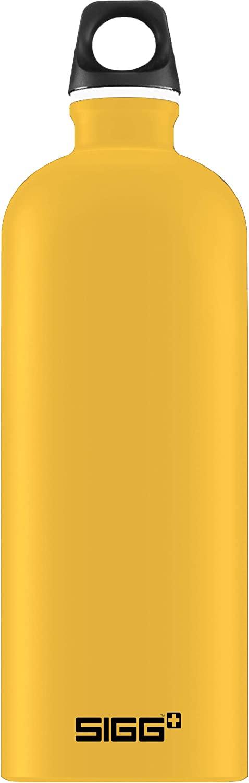 Ταξιδιώτης 1 L Κίτρινο μπουκάλι Sigg 1