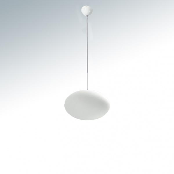Λυχνία ανάρτησης Ω! Smash SP S White Linea Light Group Centro Design LLG