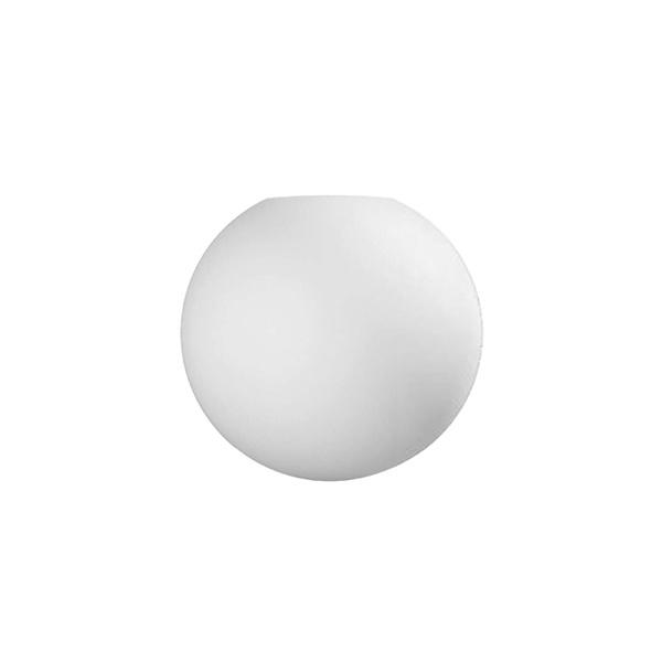 Λάμπα τοίχου Ω! εξωτερικό XS White Linea Light Group Centro Design LLG