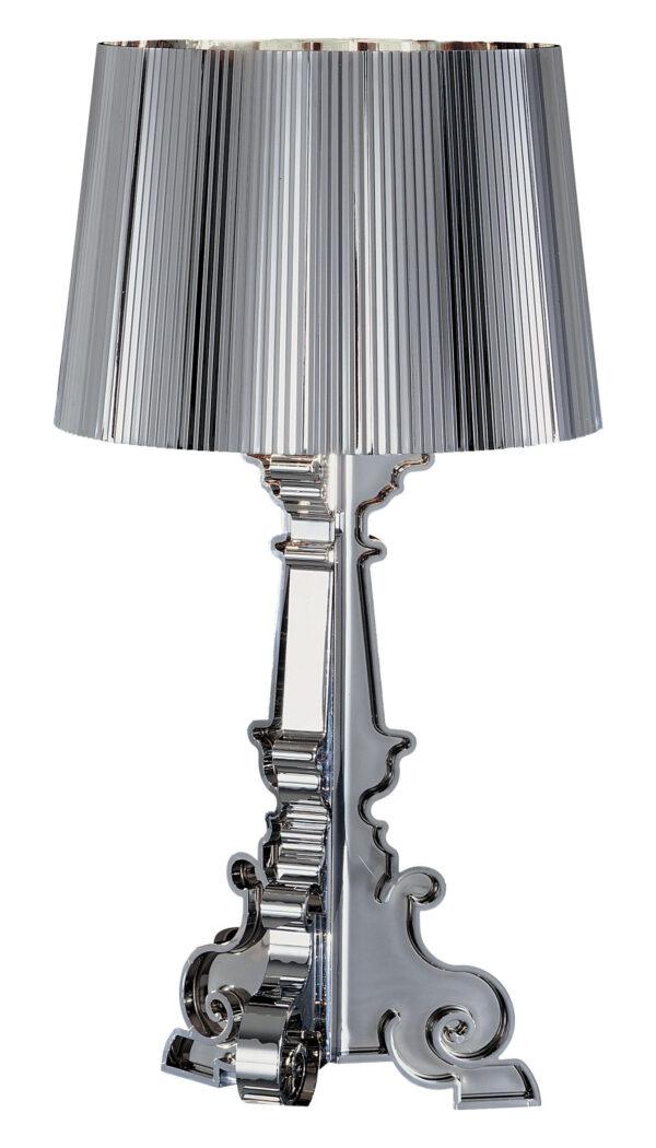 Kartell Bourgie table lamp Chrome Ferruccio Laviani 1