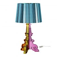 Bourgie επιτραπέζιο φωτιστικό Limited Edition Χριστούγεννα 2011 Μπλε γαλάζιο γαλάζιο Kartell Ferruccio Laviani 1