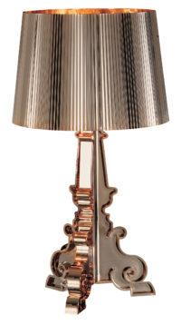 Χρυσό Kartell Bourgie επιτραπέζιο φωτιστικό Ferruccio Laviani 1