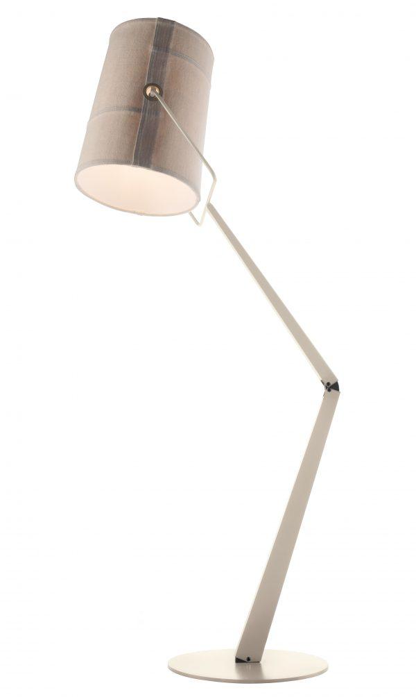Floor Lamp Fork Ivory Diesel with Foscarini Diesel Creative Team 1