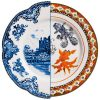 Hybrid Isaura Dinner Plate - Ø 27,5 cm Multicolored Seletti CTRLZAK