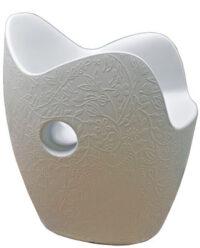 Πολυθρόνα O-Nest Λευκό Moroso Tord Boontje 1