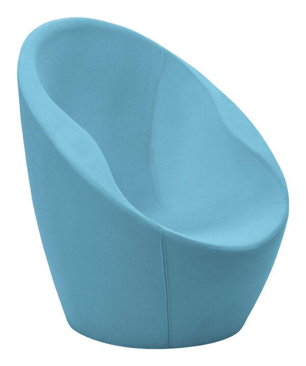Μπλε Ouch πολυθρόνα Casamania Karim Rashid