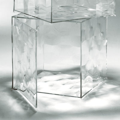 Optic Handschuh - mit Tür Kartell Patrick Jouin Transparent 1