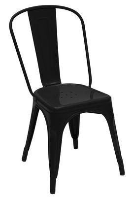 A Black Chair Tolix Xavier Pauchard 1