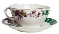 Seletti Hybrid Isidora Tea Cup Set Multicolor CTRLZAK