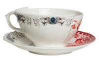 Seletti Hybrid Zora Tea Cup Set Multicolor CTRLZAK