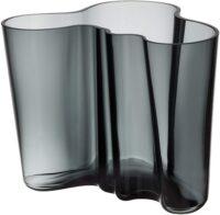 Alvar Aalto Vase - H 160 mm Iittala Grau Alvar Aalto 1