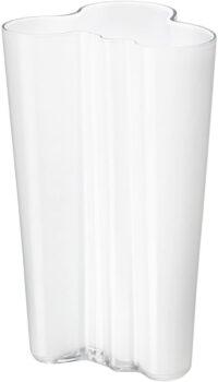 Alvar Aalto Vase - H 251 mm Weiß Iittala Alvar Aalto 1
