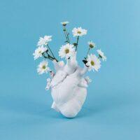 Vase Love in Bloom White Seletti Marcantonio Raimondi Malerba