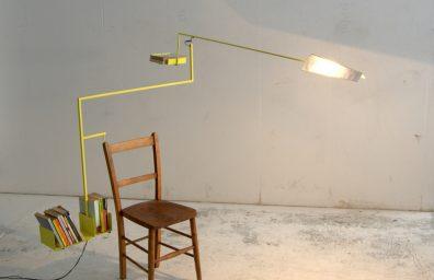tom Foulsham großer Vogel Lampe Firma Design-Magazin 01