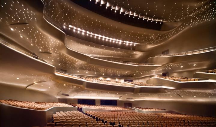 Guangzhou-Hörsaal