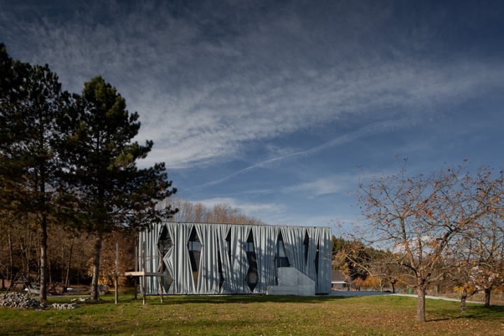 Hertl Architekten: Aichinger σπίτι