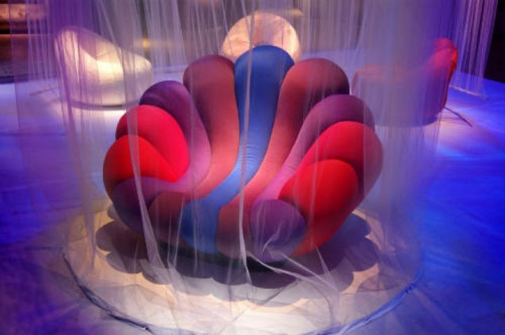 Anemone-Butaca por Giancarlo Zema-Modern-Diseño