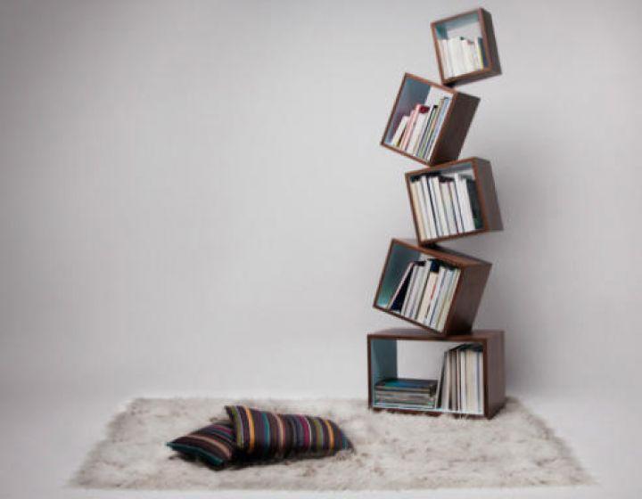 -Equilibrium Moderno-Librero por Alejandro Gómez-Stubbs