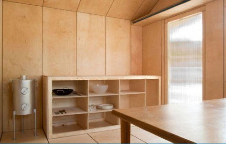 -salle à manger-salon-de préfabriqué
