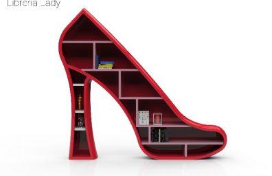 Lady der Bibliothek