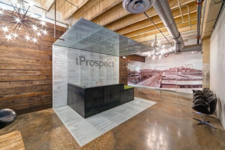 VLK Architects iProspect office 2