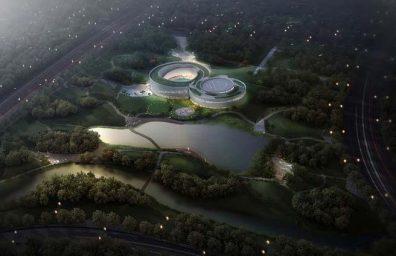 Σάμαρανκ Memorial Museum Hao Archiland Πεκίνο 13