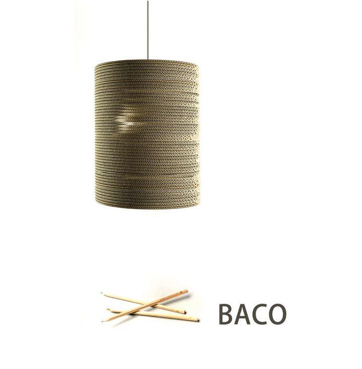 nuova collezione di arredi in cartone btrade e sedicilab, BACO