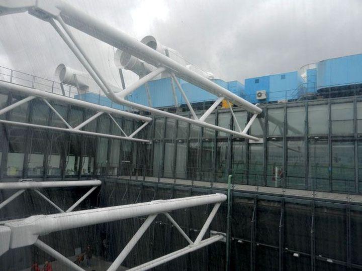 Richard Rogers Centre Pompidou, Renzo Piano-11