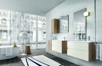 Eiche Badezimmermöbel cloe von Edone Design