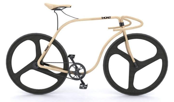 andy martin thonet Fahrrad 1