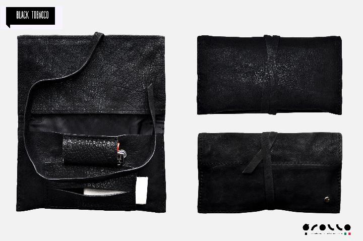 black tobacc pocket