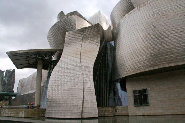 Frank Gehry Guggenheim του Μπιλμπάο 12