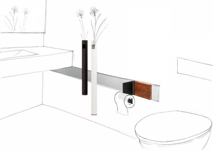 描画アクセサリー浴室アプリのデザイン4
