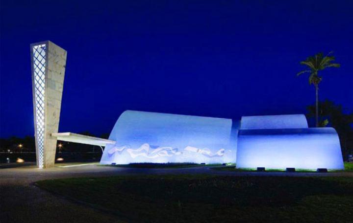 Oscar Niemeyer Complex Pampulha 02