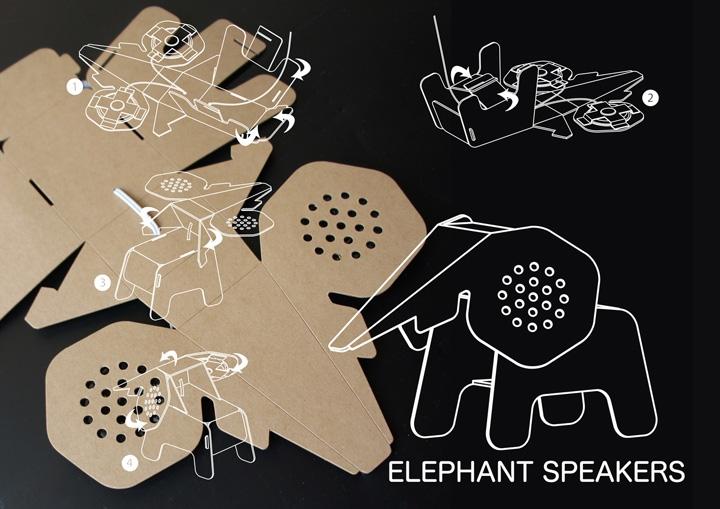 Eduardo Alessi Συλλογή Eco DIY 02