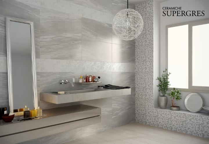 Fliesen Badezimmer Wand re.si.de. bardiglio
