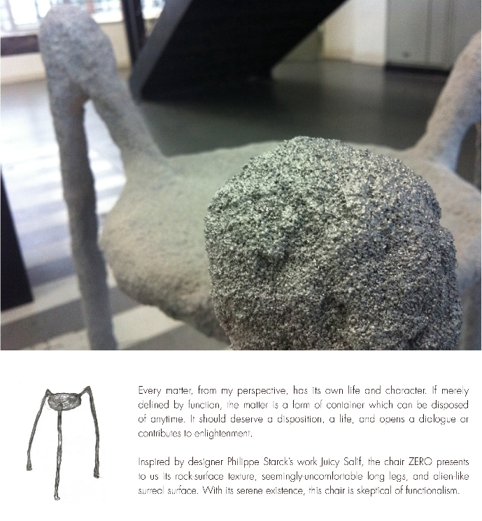 Elin Wen-Zero Chair