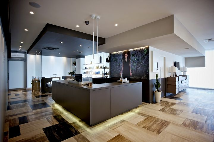 Sedicilab lig parrucchieri tra i 10 saloni pi belli for Immagini saloni moderni