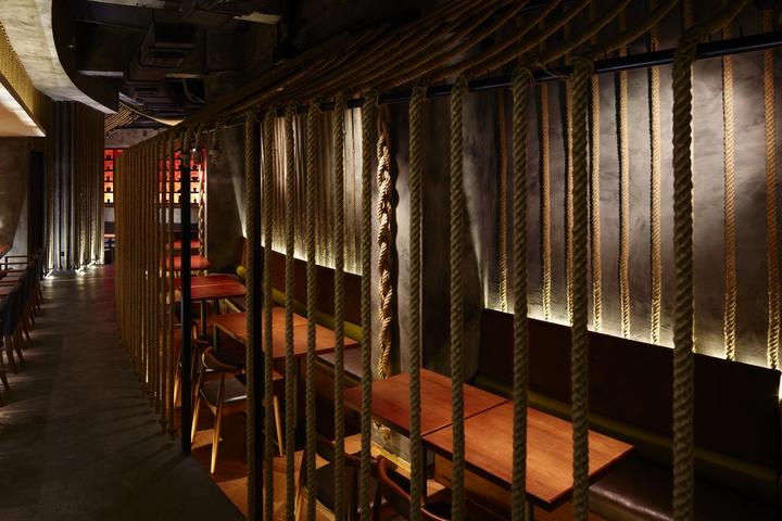 プリズムデザインKEMURI上海レストラン-05