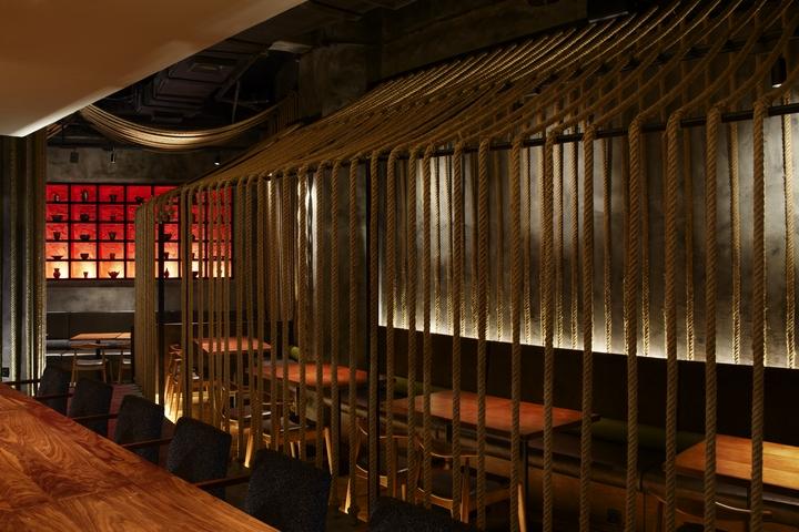 プリズムデザインKEMURI上海レストラン-07