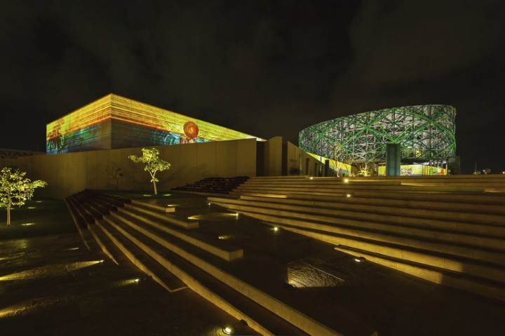 museu instalação multimídia xyz maia 06