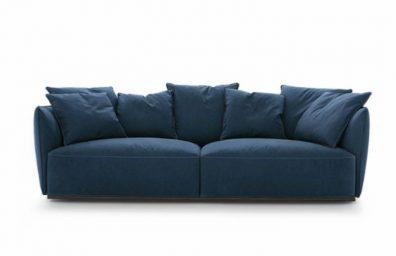 BLOW sofa blue