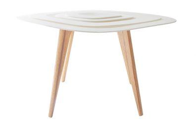 Niedriger Tisch Geschirr
