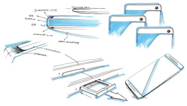 HTC One Sketch 3