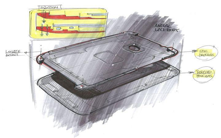 HTC One Sketch 7
