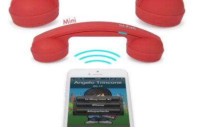 δαχτυλίδι μίνι Bluetooth Συνδέστε διπλό